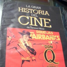 Cine: 'LA GRAN HISTORIA DEL CINE DE TERENCI MOIX', Nº 10 Y 11 DE LA COLECCIÓN. 2 NÚMEROS UNIDOS.. Lote 21985095