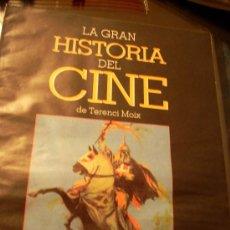 Cine: 'LA GRAN HISTORIA DEL CINE DE TERENCI MOIX', Nº 12 DE LA COLECCIÓN.. Lote 22730147