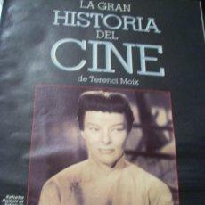 Cine: 'LA GRAN HISTORIA DEL CINE DE TERENCI MOIX', Nº 13 DE LA COLECCIÓN.. Lote 22730148