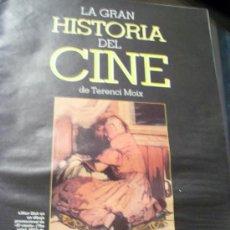 Cine: 'LA GRAN HISTORIA DEL CINE DE TERENCI MOIX', Nº 14 DE LA COLECCIÓN.. Lote 22755257