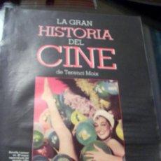 Cine: 'LA GRAN HISTORIA DEL CINE DE TERENCI MOIX', Nº 15 DE LA COLECCIÓN.. Lote 22755258