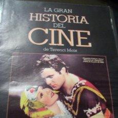 Cine: 'LA GRAN HISTORIA DEL CINE DE TERENCI MOIX', Nº 16 DE LA COLECCIÓN.. Lote 22755259