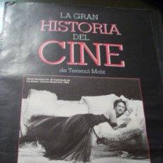 Cine: 'LA GRAN HISTORIA DEL CINE DE TERENCI MOIX', Nº 28 DE LA COLECCIÓN.. Lote 22755260