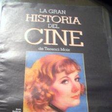 Cine: 'LA GRAN HISTORIA DEL CINE DE TERENCI MOIX', Nº 41 DE LA COLECCIÓN.. Lote 22755262