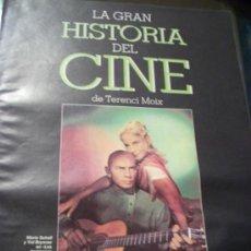Cine: 'LA GRAN HISTORIA DEL CINE DE TERENCI MOIX', Nº 43 DE LA COLECCIÓN.. Lote 22755263