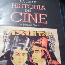 Cine: 'LA GRAN HISTORIA DEL CINE DE TERENCI MOIX', Nº 44 DE LA COLECCIÓN.. Lote 22755264