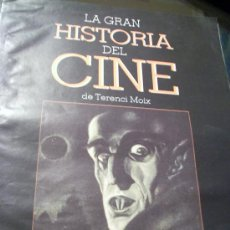 Cine: 'LA GRAN HISTORIA DEL CINE DE TERENCI MOIX', Nº 46 DE LA COLECCIÓN.. Lote 22755265