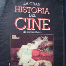 Cine: 'LA GRAN HISTORIA DEL CINE DE TERENCI MOIX', Nº 2 DE LA COLECCIÓN.. Lote 22755268