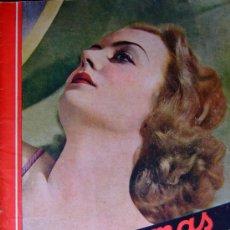 Cine: CINEGRAMAS Nº 54 1935. Lote 9654719