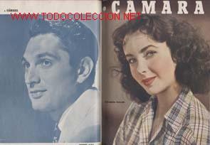 CAMARA-DEL Nº 144-ENERO-AL 152-MAYO-ENCUADERNADOS AÑO 1949-CAJA 8 BIBLIOTECA (Cine - Revistas - Cámara)