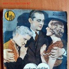 Cine: HONRARÁS A TU MACRE - LA NOVELA SEMANAL CINEMATOGRÁFICA Nº 173 - EDICIONES BISTAGNE. Lote 25372578