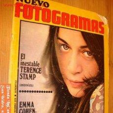 Cine: REVISTA - NUEVO FOTOGRAMAS - 6 NOVIEMBRE AÑO 1970 Nº 1151. Lote 2368628