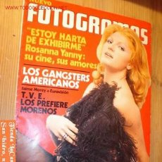 Cine: REVISTA - NUEVO FOTOGRAMAS - 28 ENERO AÑO 1972 Nº 1215. Lote 2368631