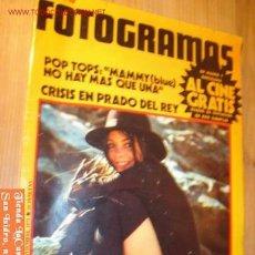 Cine: REVISTA - NUEVO FOTOGRAMAS -19 DE NOVIEMBRE DE 1971Nº 1205. Lote 2368782