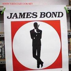 Cinema: 007 JAMES BOND. Lote 2851859