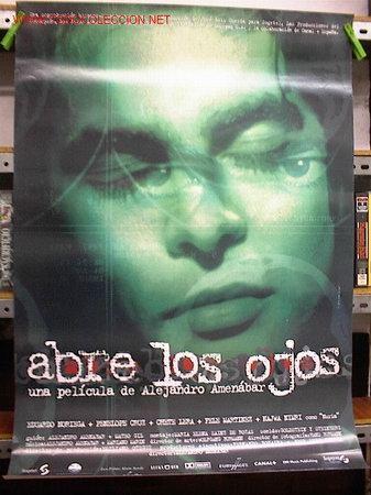 ABRE LOS OJOS (Cine - Reproducciones de carteles, folletos...)