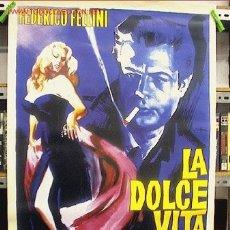 Cinéma: LA DOLCE VITA. Lote 284300773