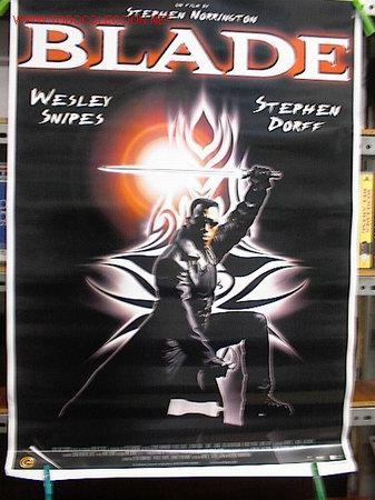 BLADE (Cine - Reproducciones de carteles, folletos...)