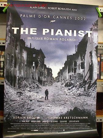 EL PIANISTA (Cine - Reproducciones de carteles, folletos...)