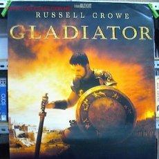 Cinema: GLADIATOR ( X ). Lote 114243042