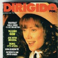 Cine: REVISTA DIRIGIDO POR, Nº 81. Lote 24982789
