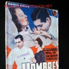 Cine: HOMBRES EN BLANCO. Lote 15273030