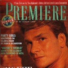 Cine: PREMIERE. MARCH 1992. Lote 2733675