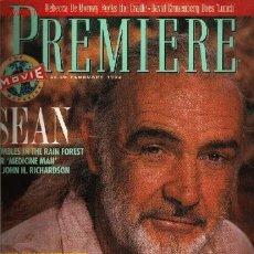 Cine: PREMIERE. FEBRUARY 1992. Lote 2733683