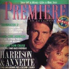 Cine: PREMIERE. JULY 1991. Lote 2734832