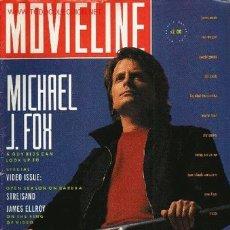 Cine: MOVIELINE Nº 8. Lote 2735031