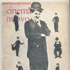 Cine: CINEMA NUOVO. REVISTA DIRIGIDA POR GUIDO ARISTARCO. AÑO I, NÚMERO 1. AGOSTO 1964. ENVÍO: 2,50 € *.. Lote 26451069