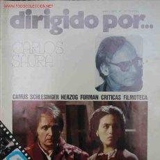 Cine: DIRIGIDO POR... CARLOS SAURA Nº32 ABRIL 1976. Lote 25492846