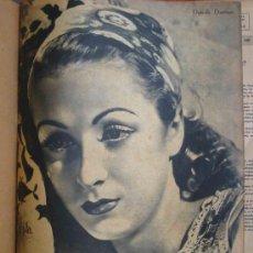 Cine: PRIMER PLANO, REVISTA ESPAÑOLA DE CINEMATOGRAFÍA (34 REVISTAS). 1942/44. Lote 13390713
