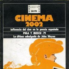 Cine: REVISTA CINEMA 2002 - Nº 56 - OCTUBRE 1979. Lote 10118178
