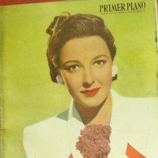 Cine: PRIMER PLANO SPANISH MAGAZINE-LARAINE DAY + AVA GARDNER + ANN BLYTH 1949 (Nº 454). Lote 10394716