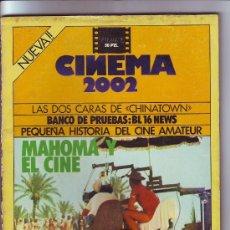 Cine: CINEMA 2002 N·1 . Lote 13371578