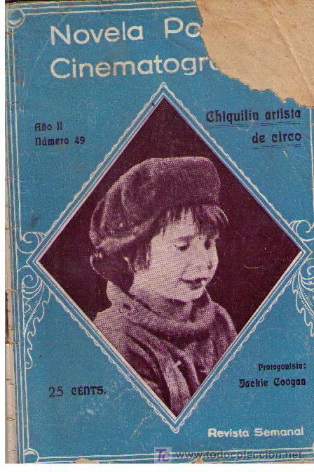 NOVELA POPULAR CINEMATOGRÁFICA. Nº 49 (Cine - Revistas - Otros)
