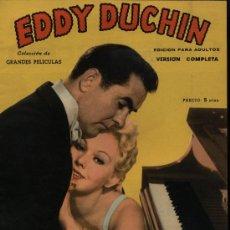 Cine: EDDY DUCHIN. COLECCIÓN GRANDES PELICULAS. Lote 18046000