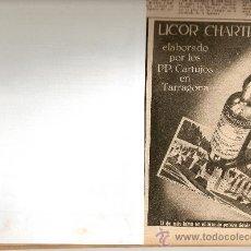 Cine: REVISTA.AÑO 1952.PLA.MINISTRO ARBURUA.URBANISMO.BARCELONA.CASTELLBLANCH.CHARTREUSE.PABLO SORELL.. Lote 10874377