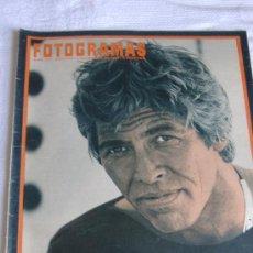 Cine: REVISTA FOTOGRAMAS Nº 998, DICIEMBRE 1967, PORT. JAMES CORBURN. Lote 27266056