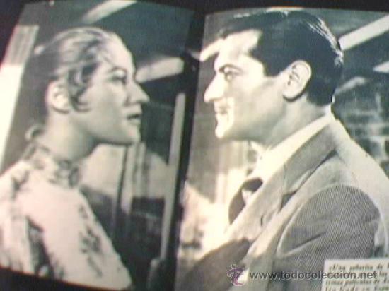 Cine: ANALIA GADE. COLECCION IDOLOS DEL CINE. Nº 23. UNION DISTRIBUIDORA DE EDCIONES, 1958. FOTOS. - Foto 2 - 12552968