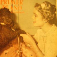 Cine: REVISTA PRIMER PLANO-GRACE KELLY, GARY COOPER, PAQUITA RICO ETC.. Nº 815 - 1956. Lote 11084408