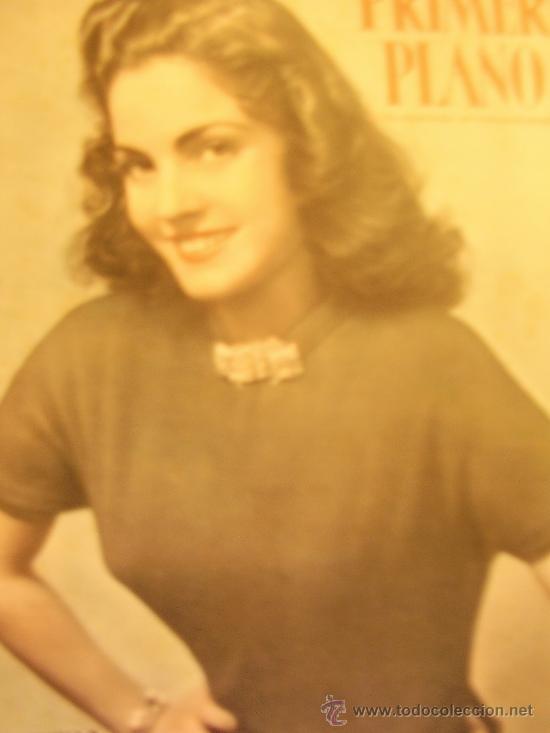 REVISTA PRIMER PLANO-CARMEN SEVILLA, AMALIA RODRIGUES, ROSARIO ETC.. Nº 601 - 1952 (Cine - Revistas - Primer plano)