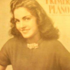Cine: REVISTA PRIMER PLANO-CARMEN SEVILLA, AMALIA RODRIGUES, ROSARIO ETC.. Nº 601 - 1952. Lote 243979545