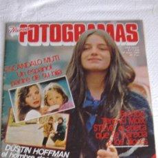 Cine: NUEVO FOTOGRAMAS Nº 1628 ENERO 1980, PORT. PAULA MOLINA. Lote 26237262