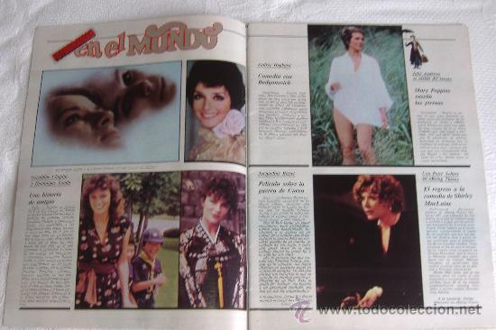 Cine: nuevo fotogramas nº 1628 enero 1980, port. paula molina - Foto 2 - 26237262
