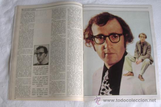 Cine: nuevo fotogramas nº 1628 enero 1980, port. paula molina - Foto 4 - 26237262