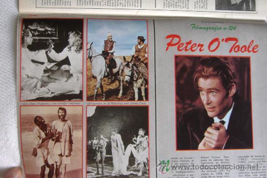 Cine: nuevo fotogramas nº 1628 enero 1980, port. paula molina - Foto 8 - 26237262