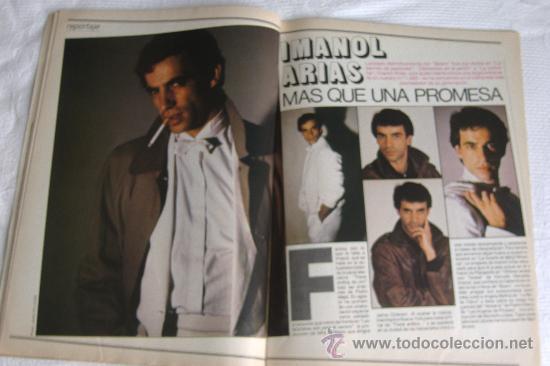 Cine: revista fotogramas nº 1687, junio 1983, port. imanol arias - Foto 5 - 27608588