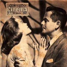 Cine: REVISTA COLECCION CINEMA Nº 4 LA FURIA DE LOS JUSTOS GLENN FORD. Lote 11346071